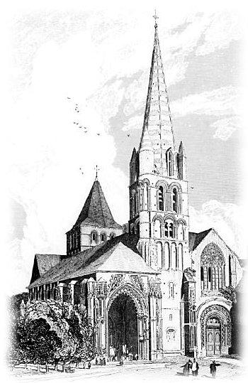 Ancienne abbaye de Montivilliers