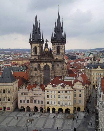 Voyager en Rpublique tchque : les formalits. - Avantgarde Prague