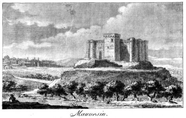 château de Mauvesin ou Mauvoisin