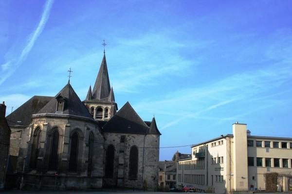 église de Vervins