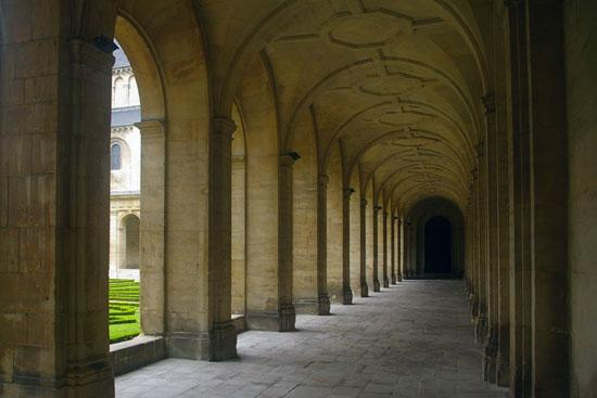 Ancienne abbaye aux Hommes, caen