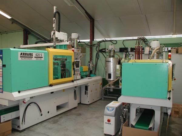 Entreprise de fabrication de pièces plastiques