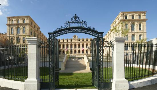 Hôtel à Marseille - Intercontinental Hôtel-Dieu
