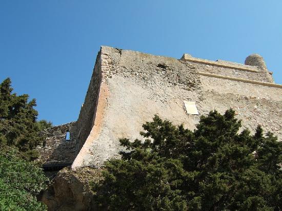 Fort du Grand Langoustier à Hyeres Var